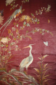 Antique hand embroidered Chinese/Japanese textile, C19th - picture 4