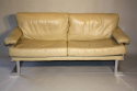 Pieff Mandarin leather sofa - picture 2