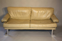 Pieff Mandarin leather sofa - picture 3