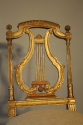 C19th carved gilt wood chair - picture 4
