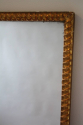 French Antique rope twist gilt wood mercury mirror c1830. - picture 4