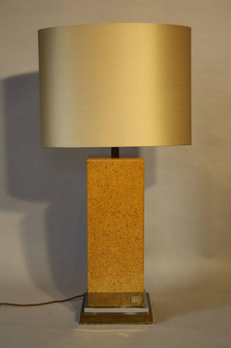 Jean-Claude Mahey table lamp