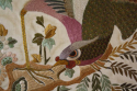 A pair of hand embroidered silk panels, c1900 - picture 8