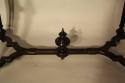 Napoleon III Ebonised Black Desk, French c1880 - picture 6