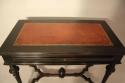 Napoleon III Ebonised Black Desk, French c1880 - picture 7