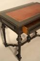 Napoleon III Ebonised Black Desk, French c1880 - picture 9