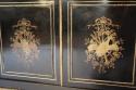 Napoleon III ebony veneer and ormolu cabinet - picture 5