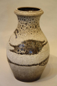 German ceramic pottery vase - picture 1