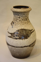 German ceramic pottery vase - picture 3