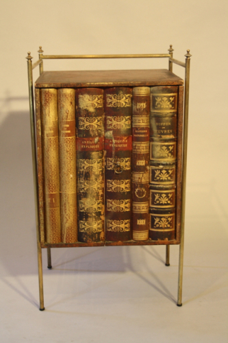 Small book cupboard