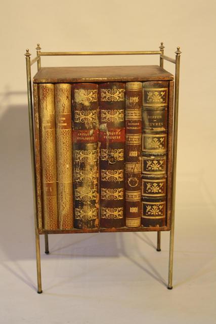 Small book cupboard