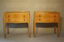 1950`s Italian sycamore cabinets - picture 2