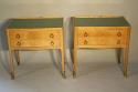 1950`s Italian sycamore cabinets - picture 3