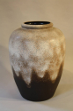 Large German 1970`s ceramic pottery vase - picture 1