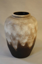 Large German 1970`s ceramic pottery vase - picture 2