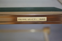 Pierre Vandel two tier lucite and glass coffee table - picture 4