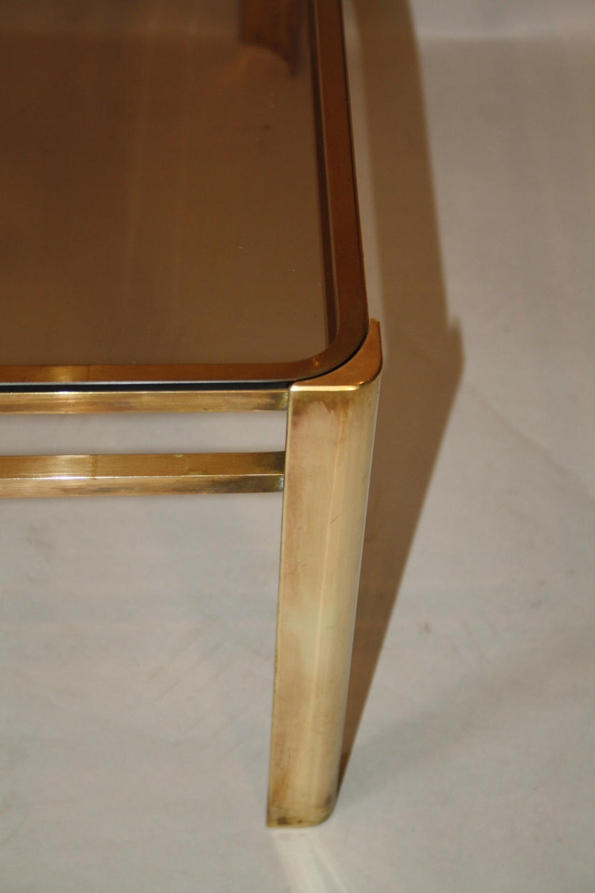 Jacques Quinet coffee table