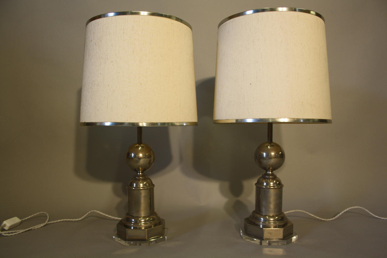 Philippe Barbier lamps