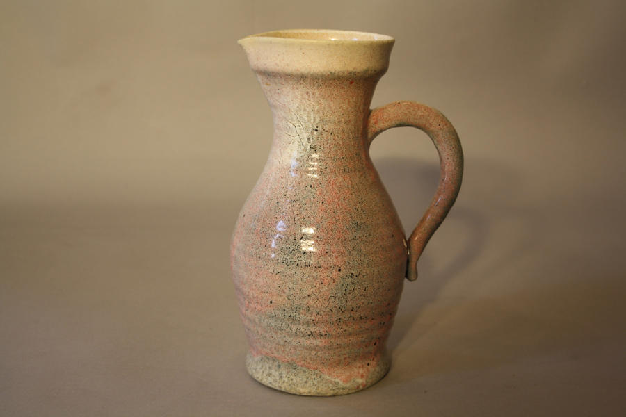 Accolay glazed ceramic jug
