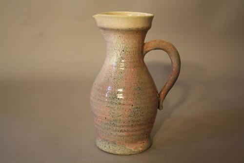 Accolay glazed ceramic jug