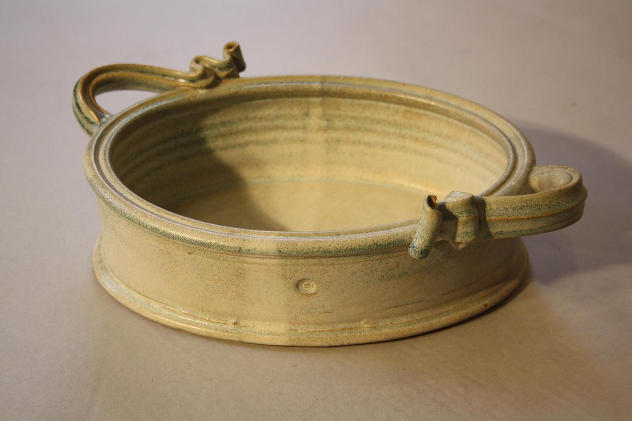 Walter Keeler studio pottery dish