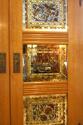 Verre Eglomise cupboard - picture 6