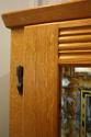Verre Eglomise cupboard - picture 9