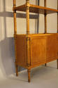 Biedermeier revival bookcase - picture 4