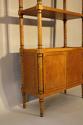 Biedermeier revival bookcase - picture 4