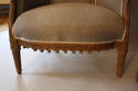 Carved Walnut armchairs - picture 7