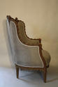 Carved Walnut armchairs - picture 8
