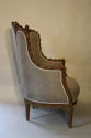 Carved Walnut armchairs - picture 9