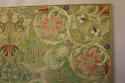 Morris & Co embroidered textile - picture 10