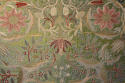 Morris & Co embroidered textile - picture 11