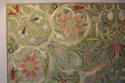 Morris & Co embroidered textile - picture 12