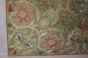 Morris & Co embroidered textile - picture 5