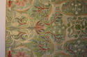 Morris & Co embroidered textile - picture 6