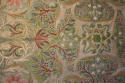 Morris & Co embroidered textile - picture 7