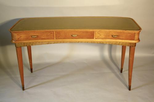 Italian dressing table