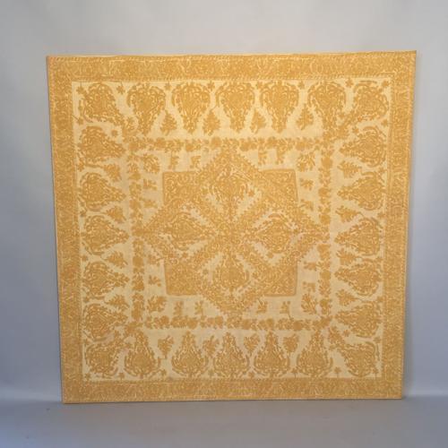 Rumel chainstitch textile