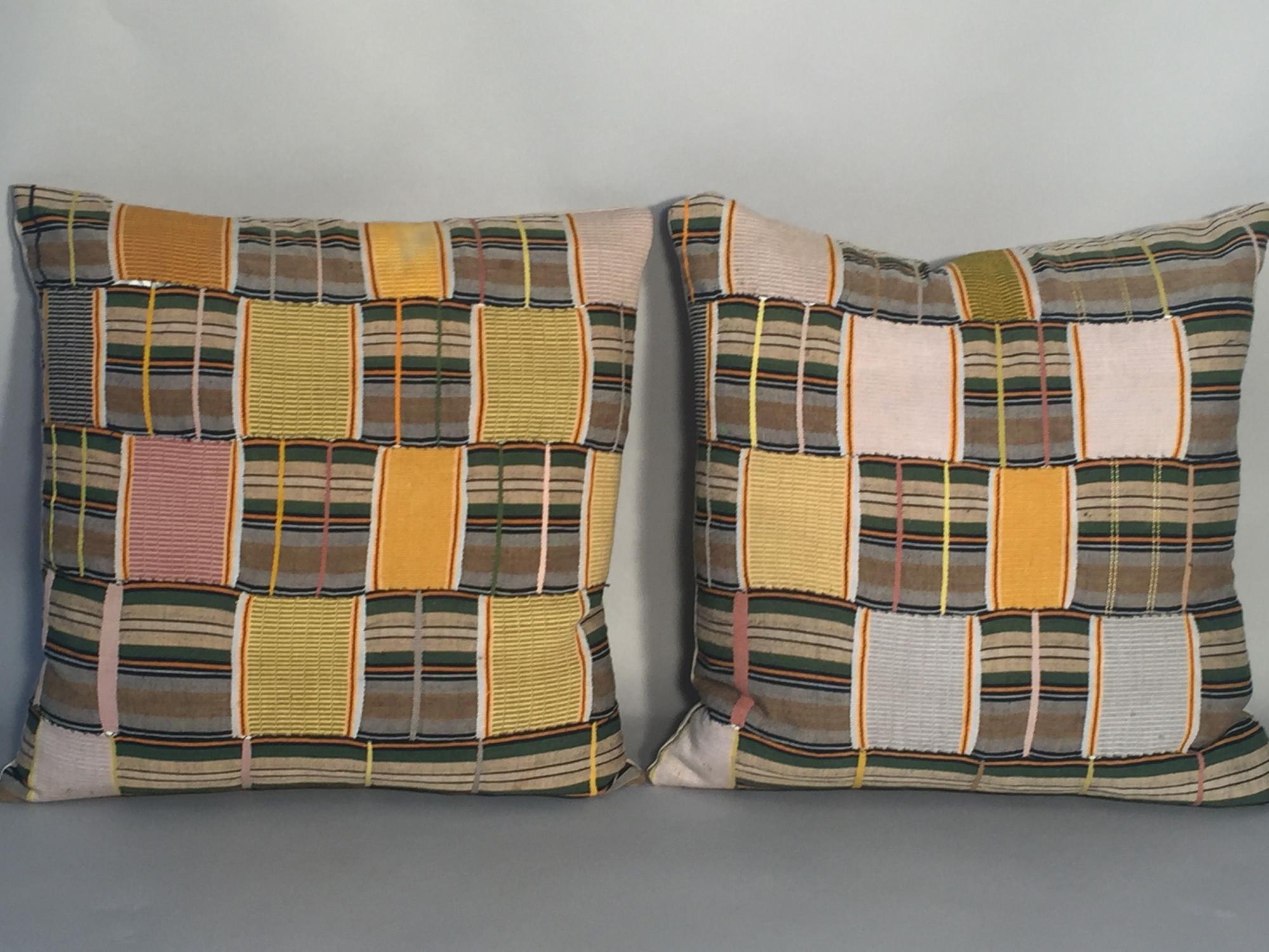 African Ewe cushions