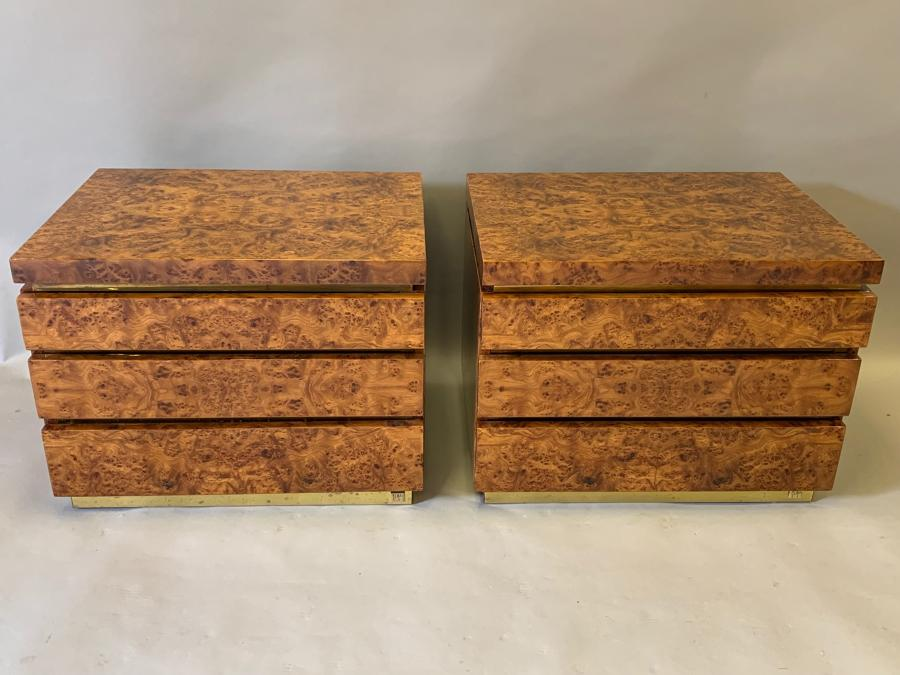 Jean Claude Mahey side drawers