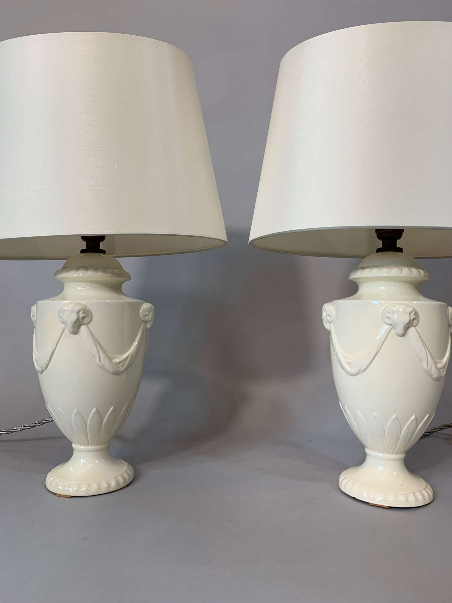 Wedgwood Etruria table lamps