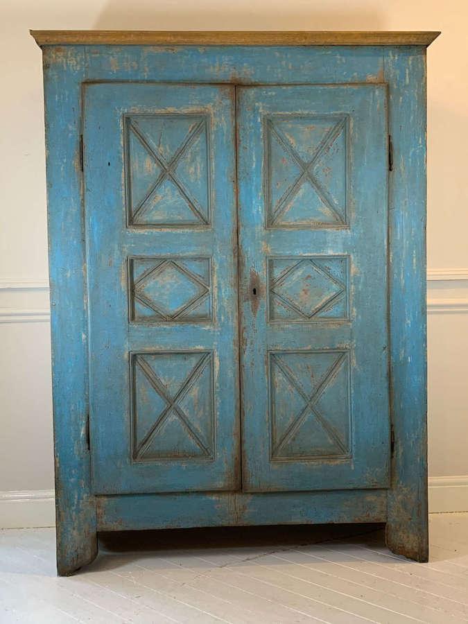 Early rustic cupboard