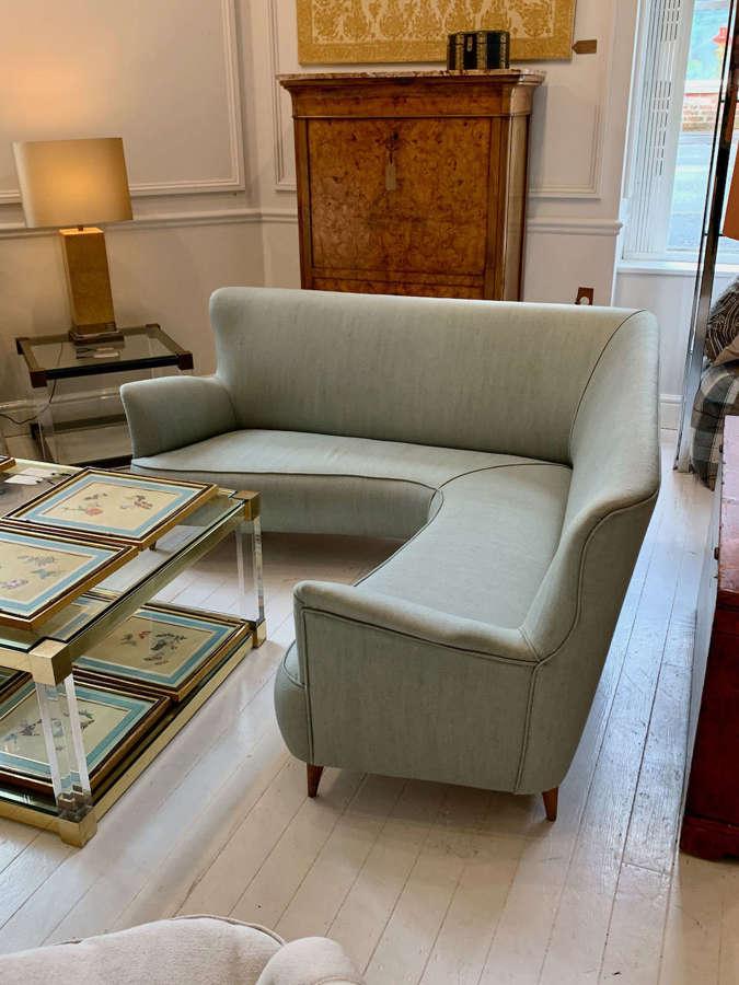 1950's corner sofa